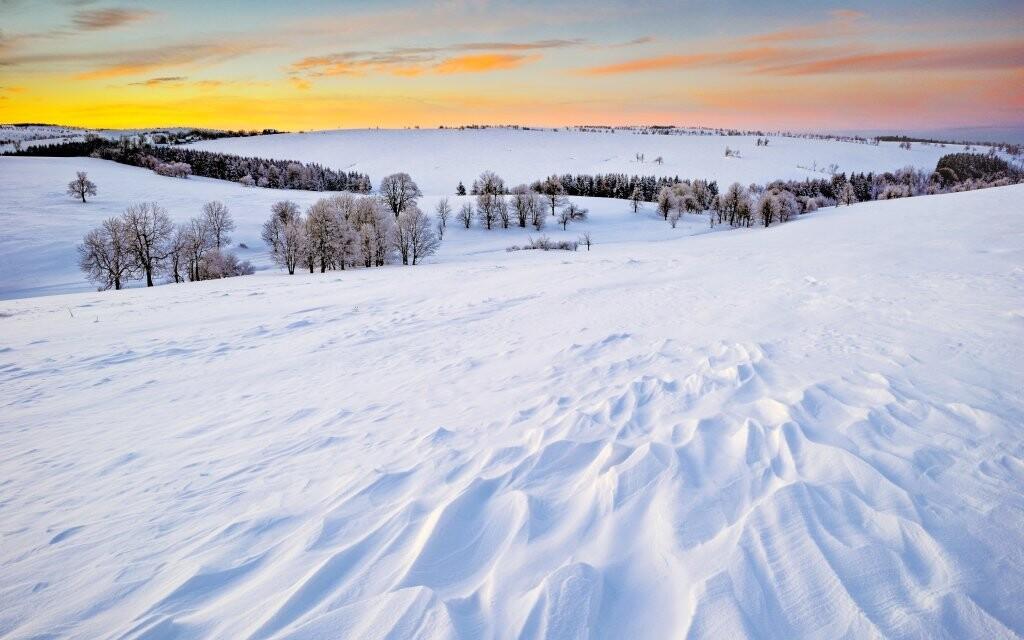 Užite si zimnú dovolenku v Krušných horách