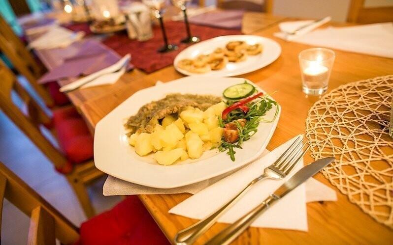 Užijte si večeře se slevou