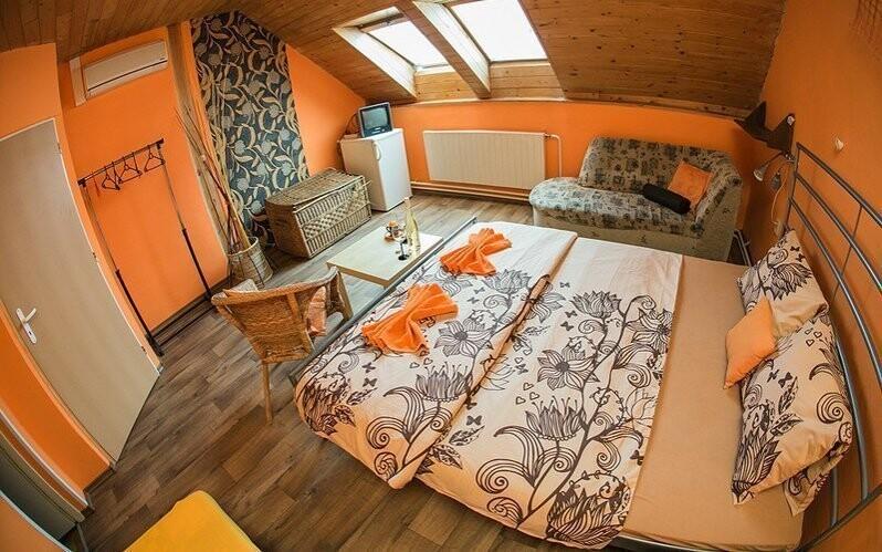 Těšte se na komfortní pokoje