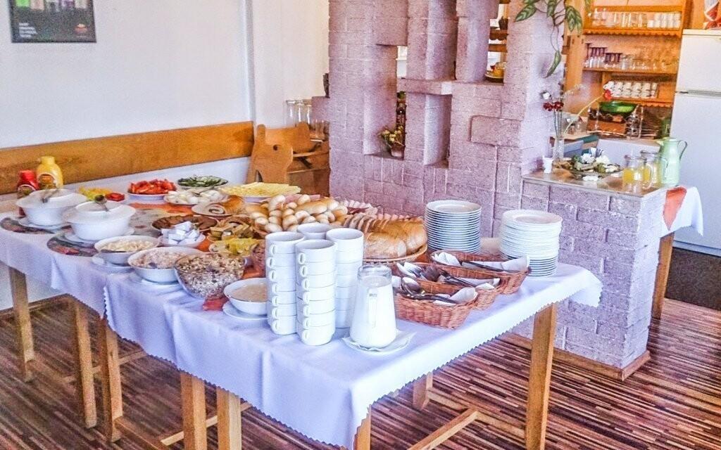 Těšte se na velice bohaté švédské stoly