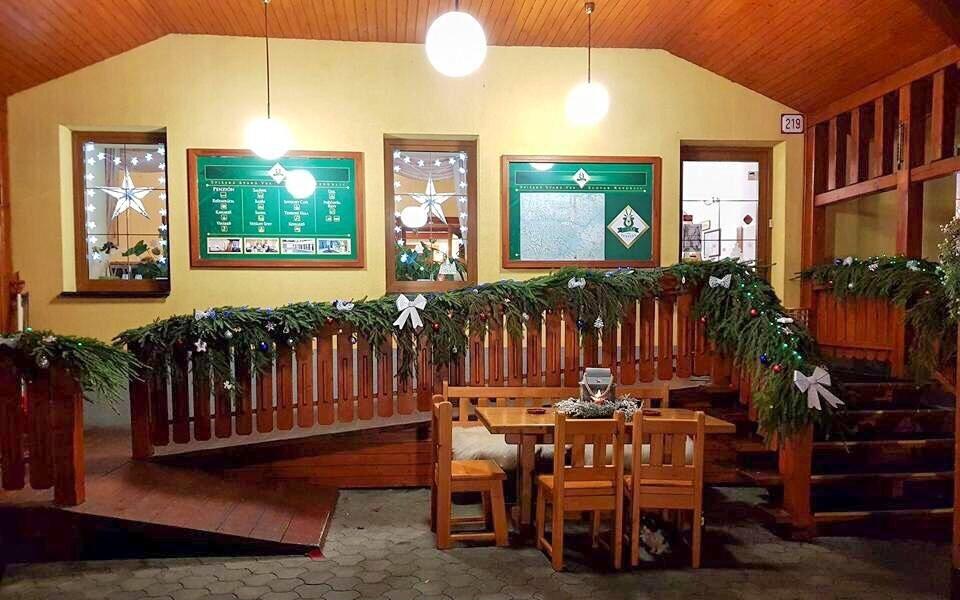 Užijte si vánoční svátky v NP Pieniny