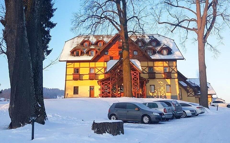 Přijeďte na svátky do Hotelu ELAND ****