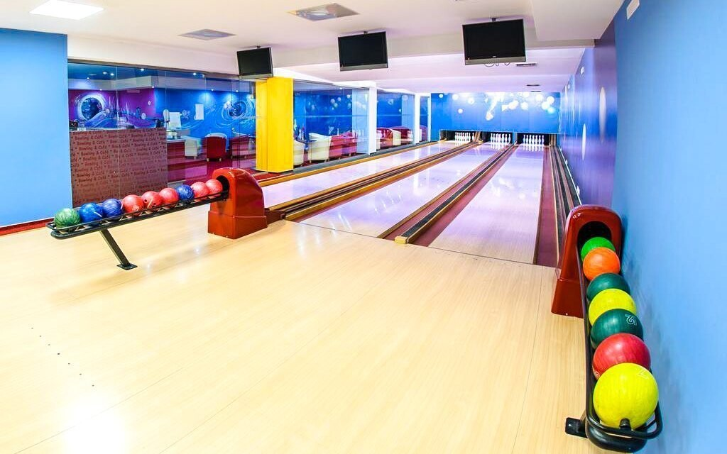 Zahrajte si bowling
