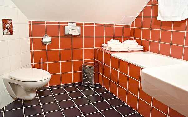 Izby majú vlastnú kúpeľňu
