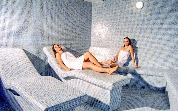 Zahrejte sa v saunách