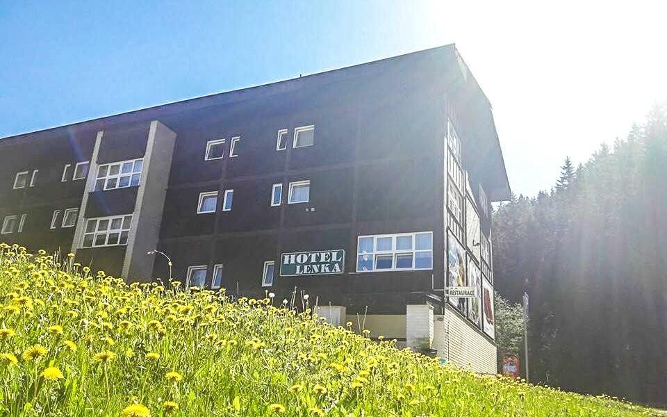 Hotel Lenka *** ve Špindlerově Mlýně, Krkonoše