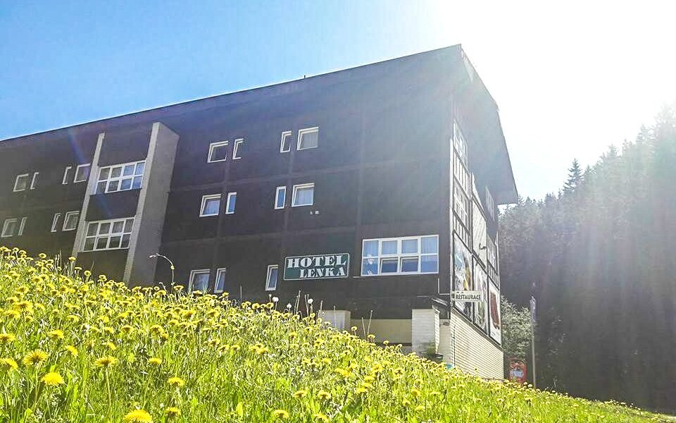 Hotel Lenka *** v Špindlerovom Mlýne, Krkonoše