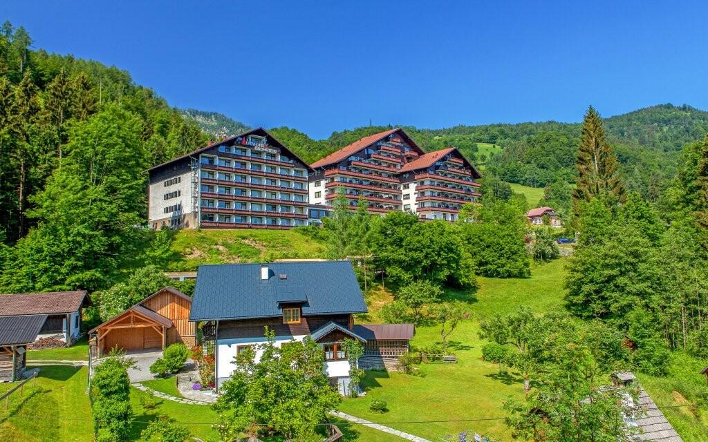 V Alpenhotelu Dachstein si užijete dovolenou