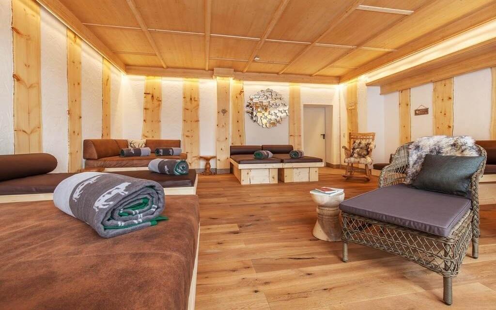 Je tu pro vás relaxační místnost
