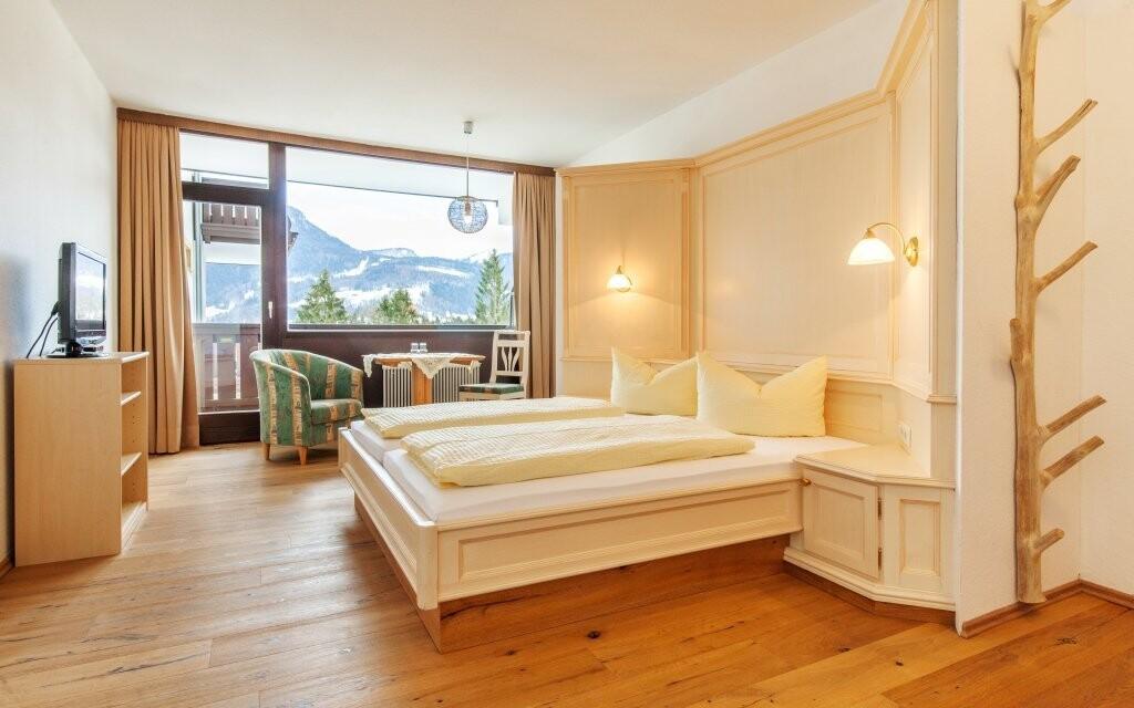 Ubytujte se v pohodlných pokojích