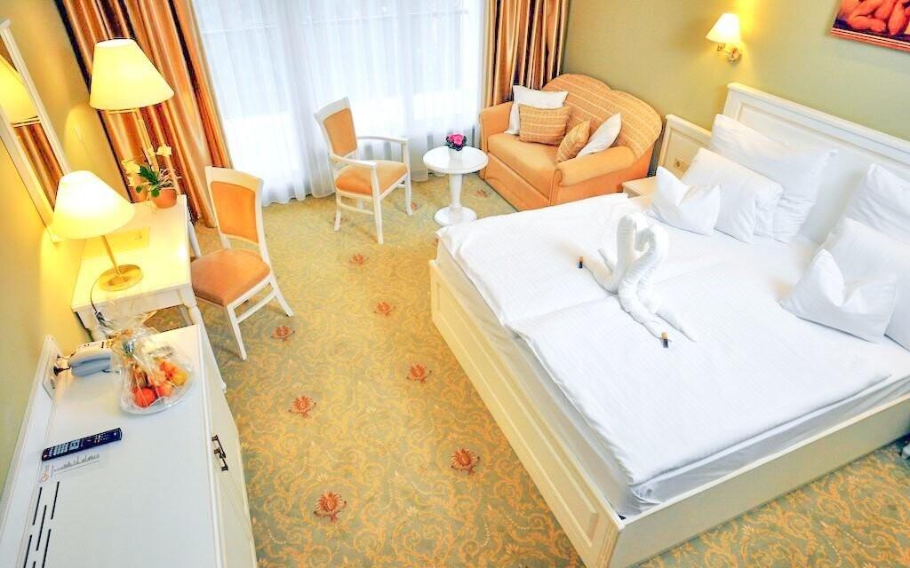 Ubytujte se v elegantních pokojích
