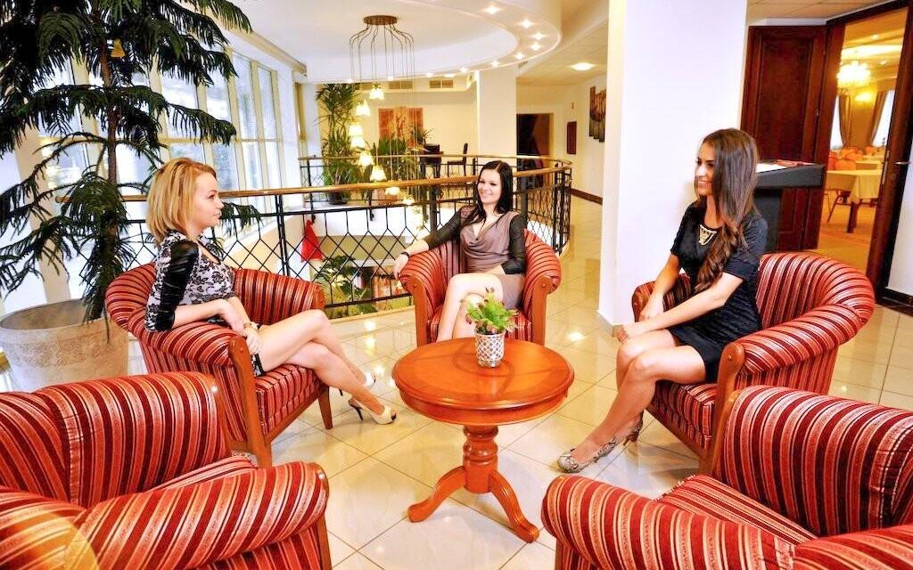 Užite si luxusné interiéry hotela