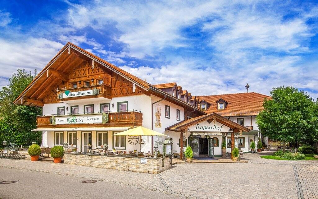 Hotel Rupertihof ***, Ainring, Bavorsko