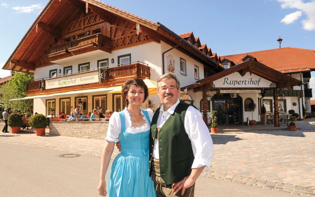 Bavorský Hotel Rupertihof ***