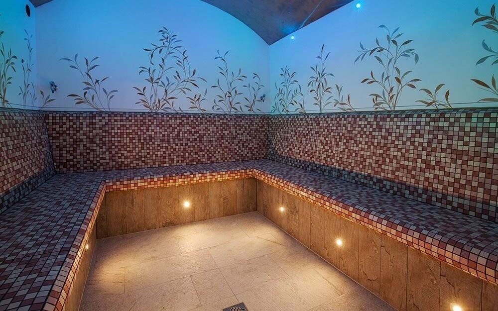 Parný kúpeľ prospieva dýchacím cestám