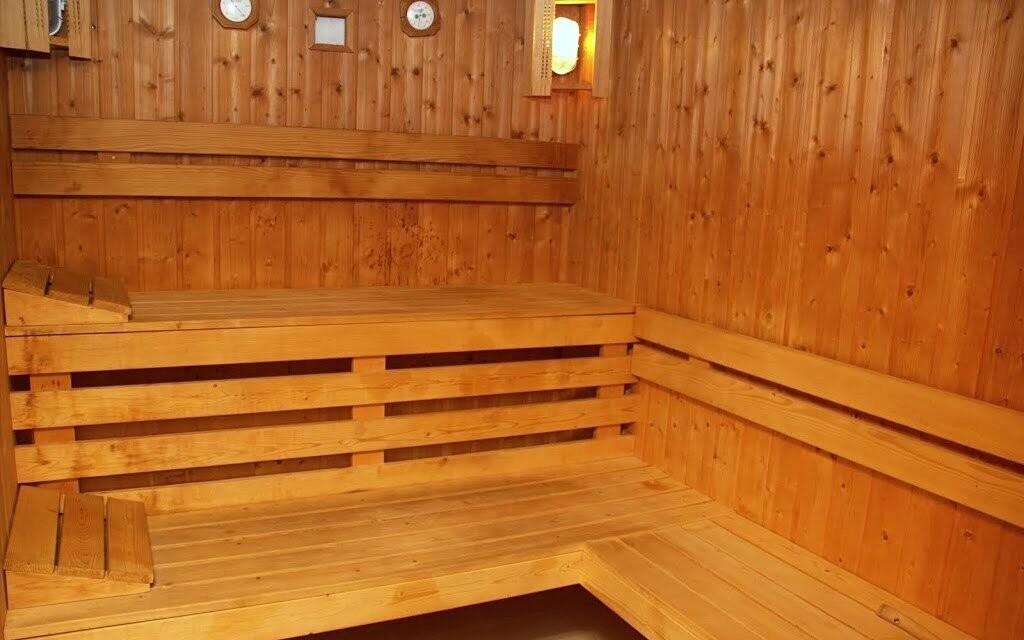 V hotelu naleznete dvě sauny