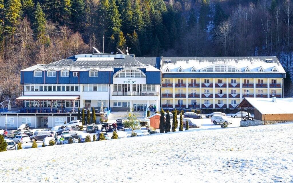 Hotel Plejsy *** je tým pravým miestom na rodinnú dovolenku