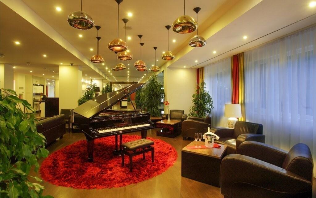 Tešte sa na nádherné elegantné interiéry