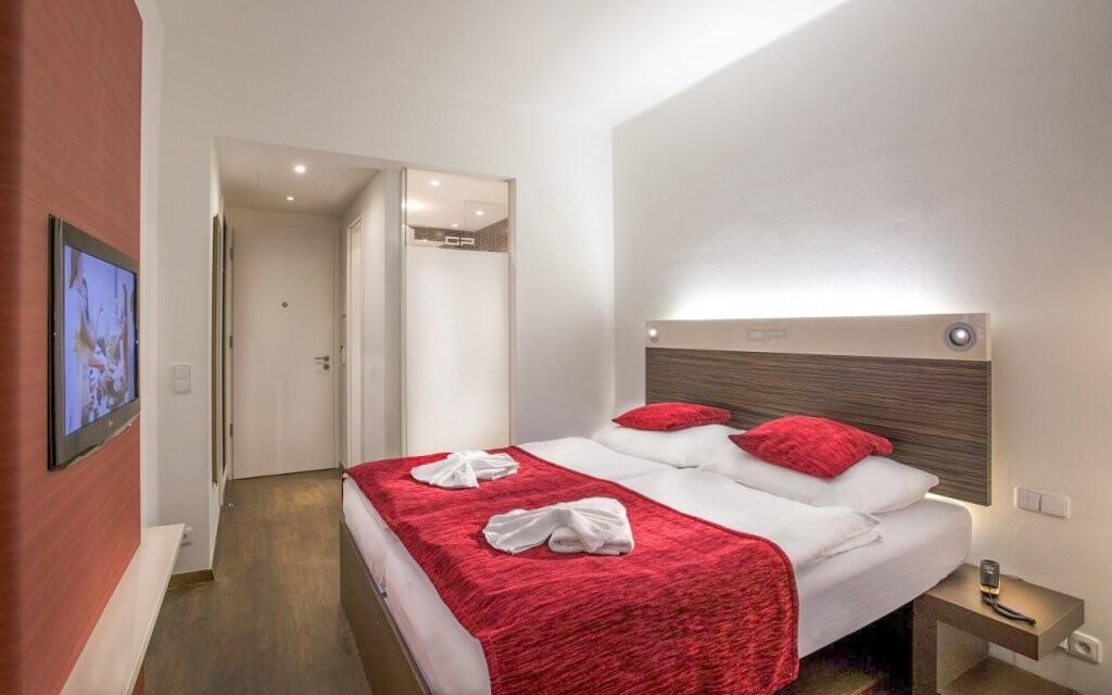 Ubytujte sa v úplne nových izbách 4* štandardu