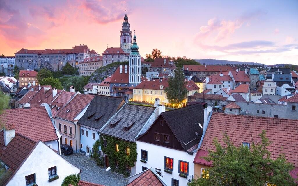 Vydejte se po památkách jižních Čech