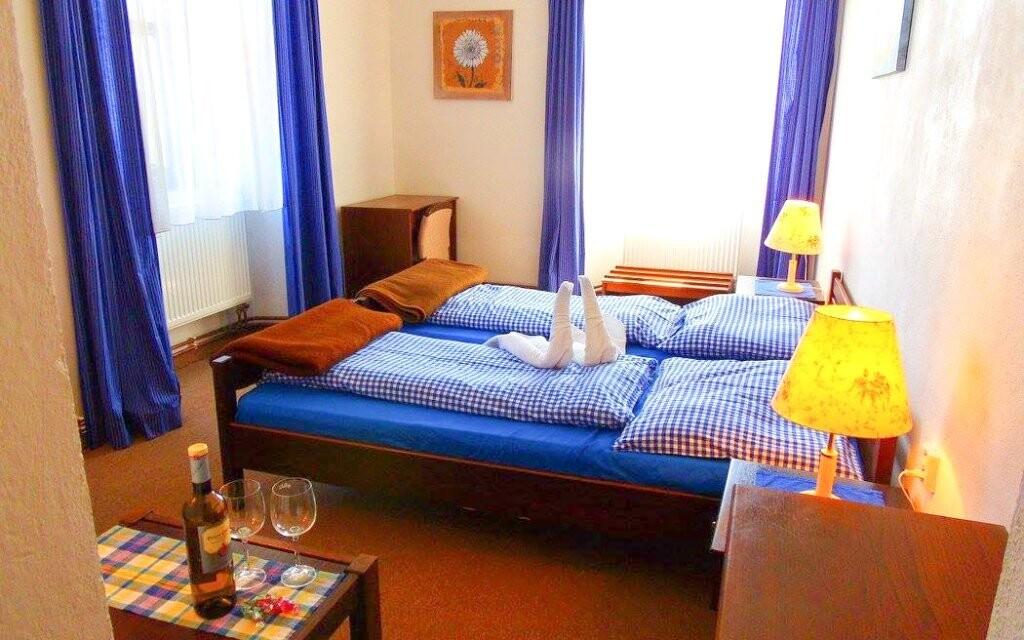 Izby sú pohodlné