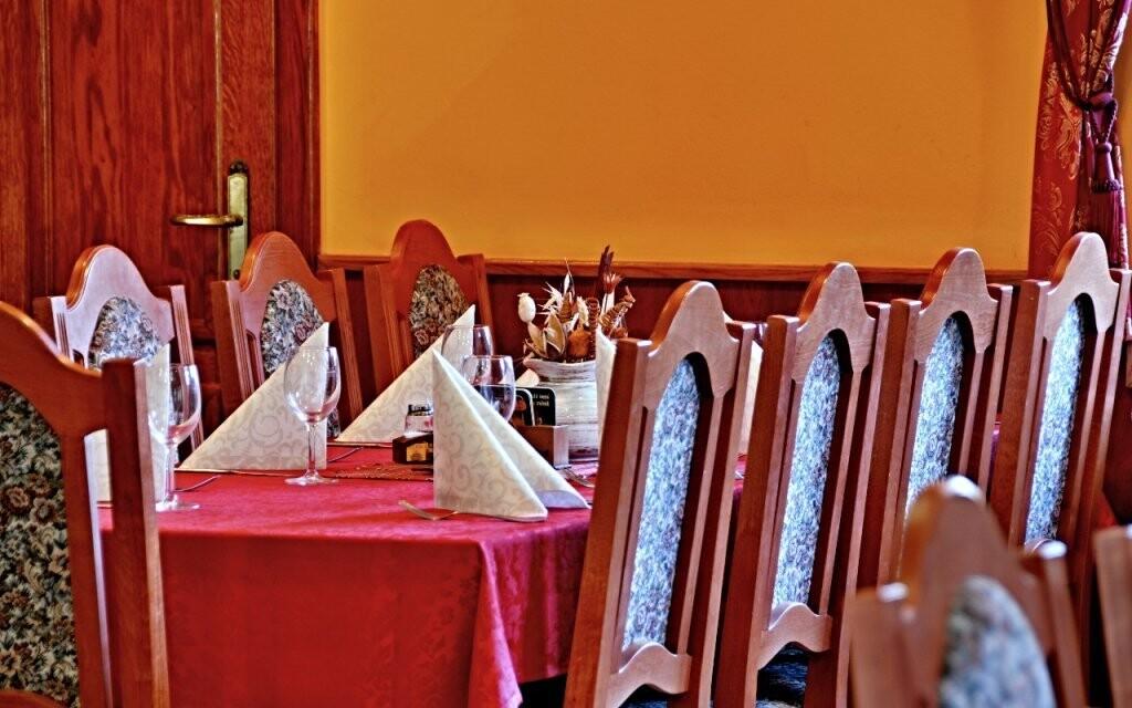 V zámockej reštaurácii si pochutnáte