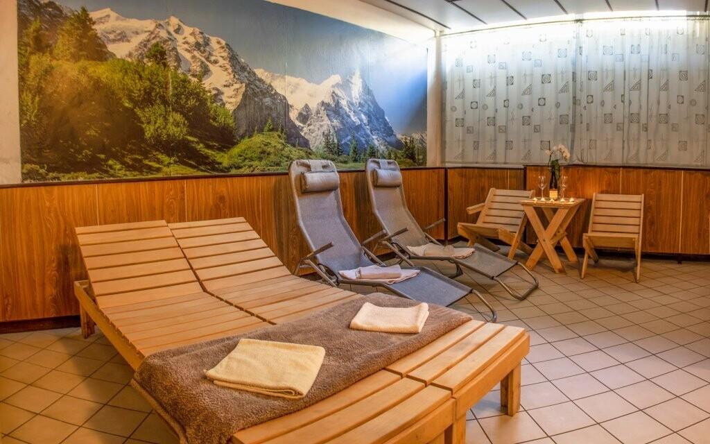 Užijte si hotelové wellness
