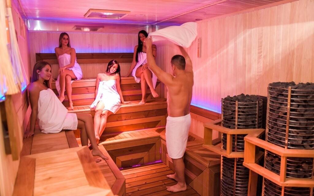 Vyzkoušejte zážitkové saunování - klidně několikrát