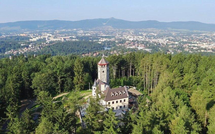 Hotel Liberecká výšina v Jizerských horách
