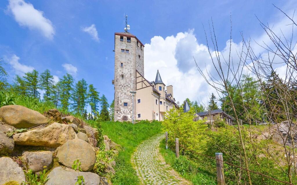 Užijte si parádní pobyt v Hotelu Liberecká výšina