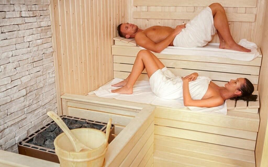Po náročnom dni vám príde vhod sauna