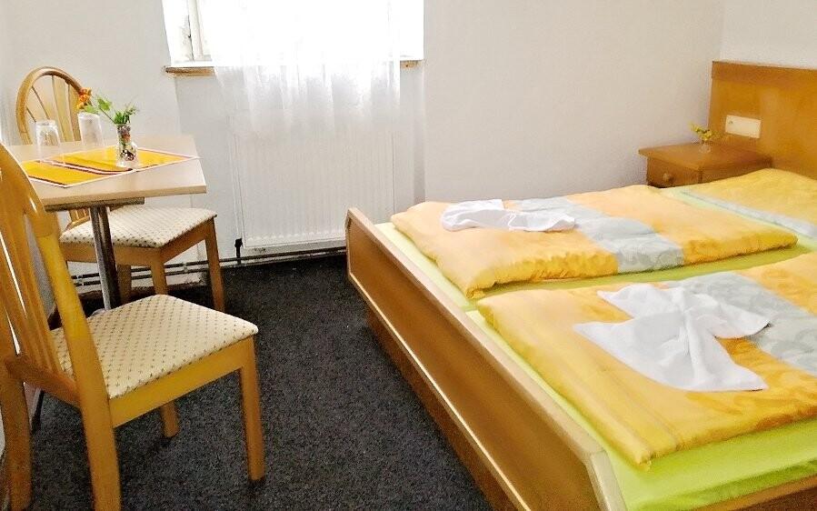 Útulné pokoje, Hotel Slávie, Železná Ruda