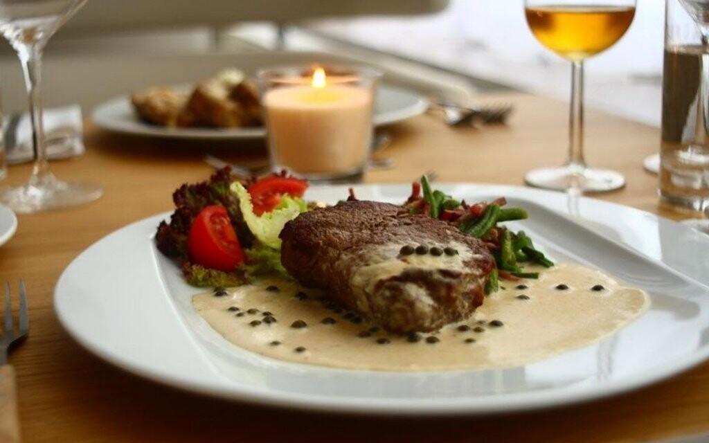 V restauraci vás čekají gurmánské zážitky