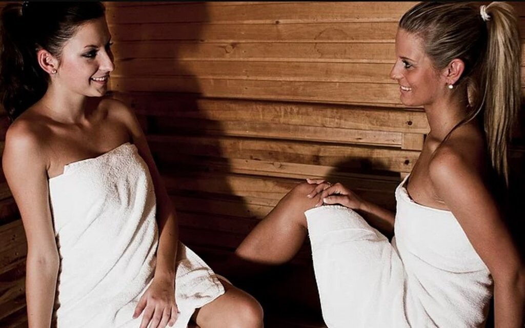 Ve wellness centru si užijete i saunu