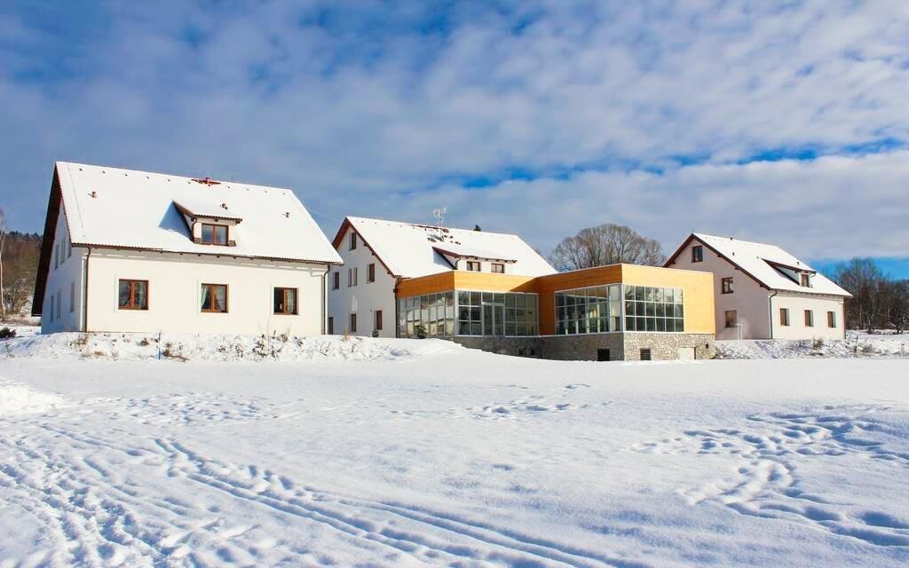 Moderní a stylové ubytování u Lipna