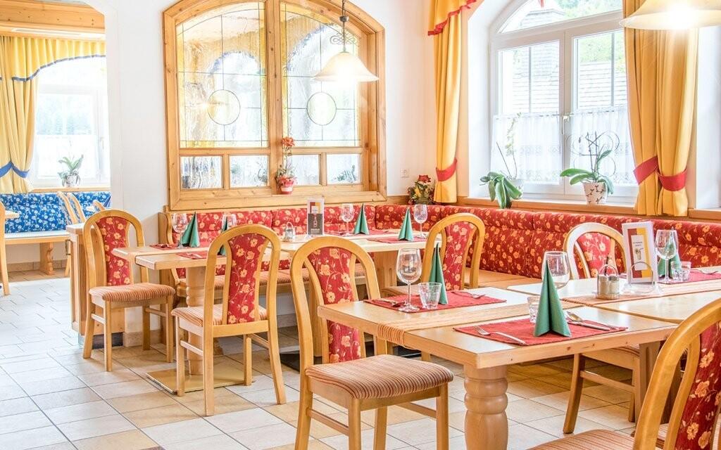 V restauraci si pochutnáte