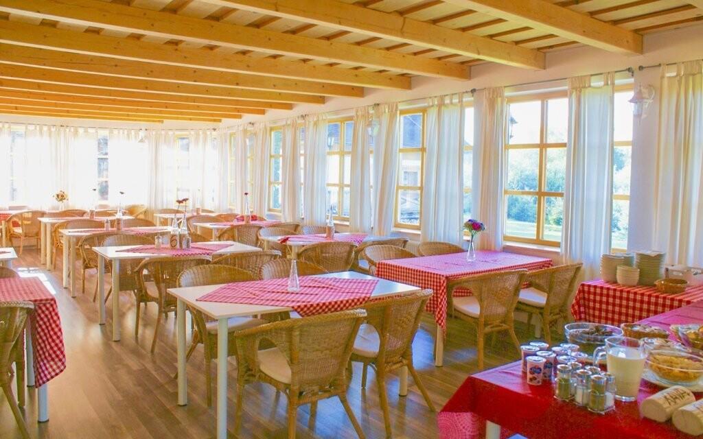 V restauraci si pochutnáte na tradiční slovenské kuchyni