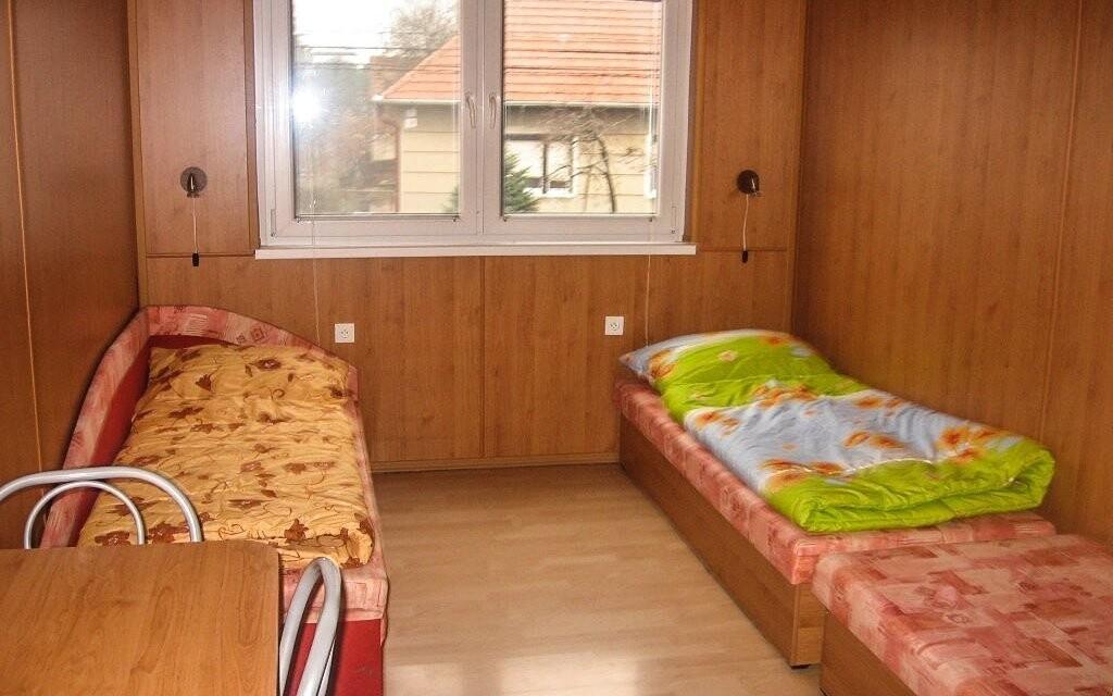 Ubytování v penzionu Alfa