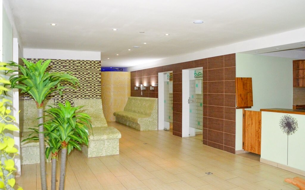 Relaxujte v hotelovém wellness