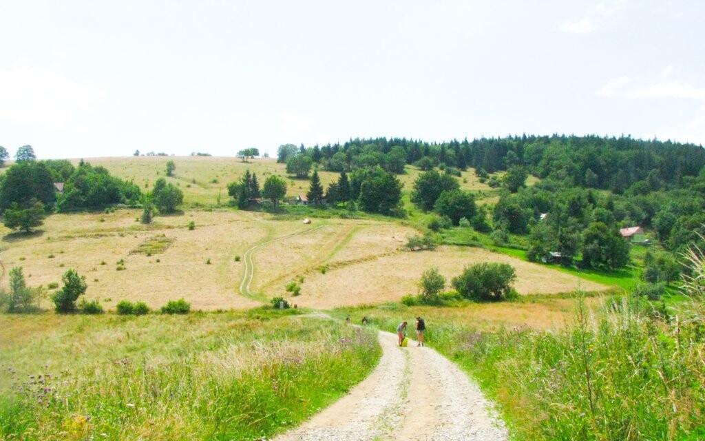 Krajina vybízí k procházkám, CHKO Bílé Karpaty