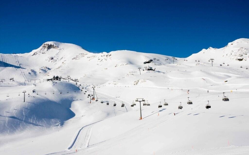 Užijte si zimu v Alpách