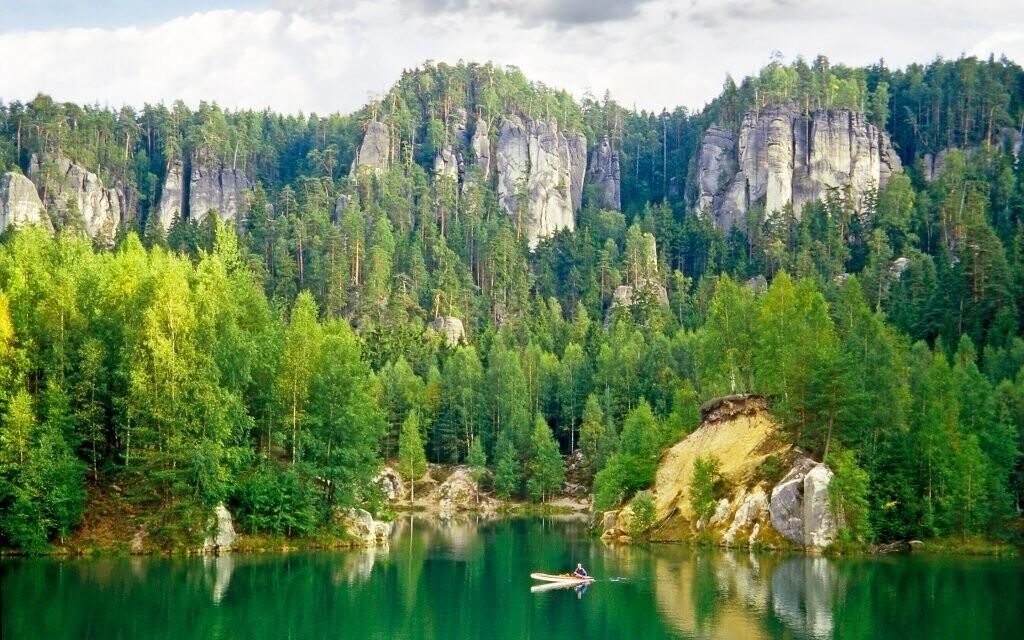 Kochejte se nádhernými adršpašskými skalami
