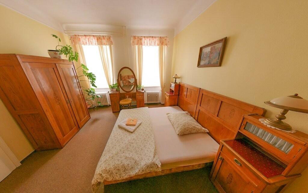 Ubytováni budete v komfortních pokojích Standard