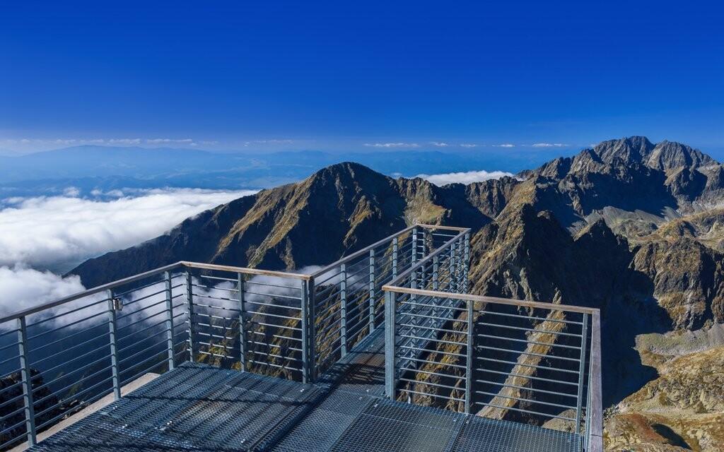 Užijte si skvělý pobyt ve Vysokých Tatrách