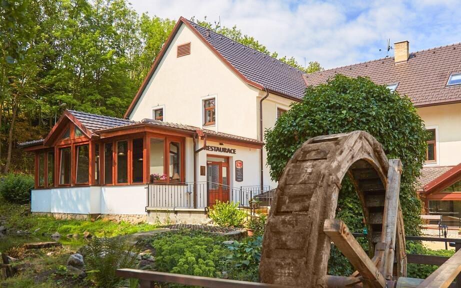 Užijte si pobyt v Hotelu Moravia - Lasákův Mlýn ***