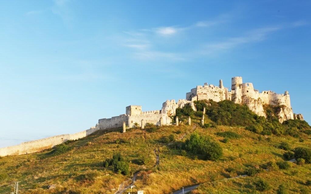 Spišský hrad, pamiatka UNESCO, Národný park Slovenský raj