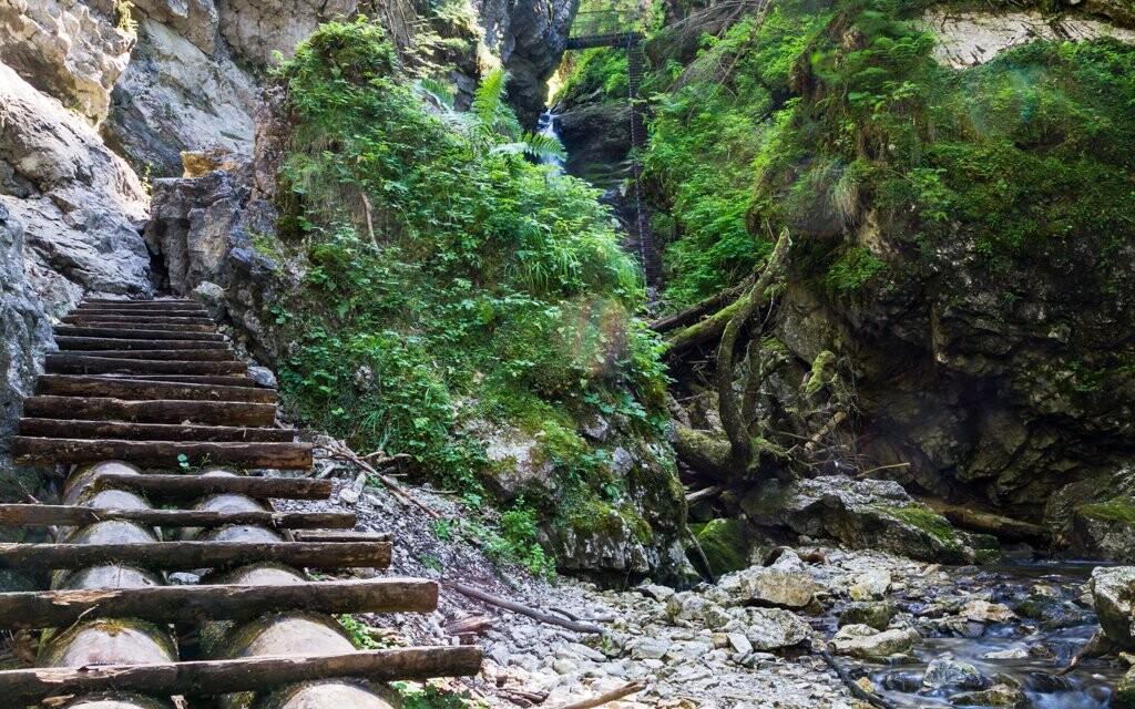 Národný park Slovenský raj, turistika