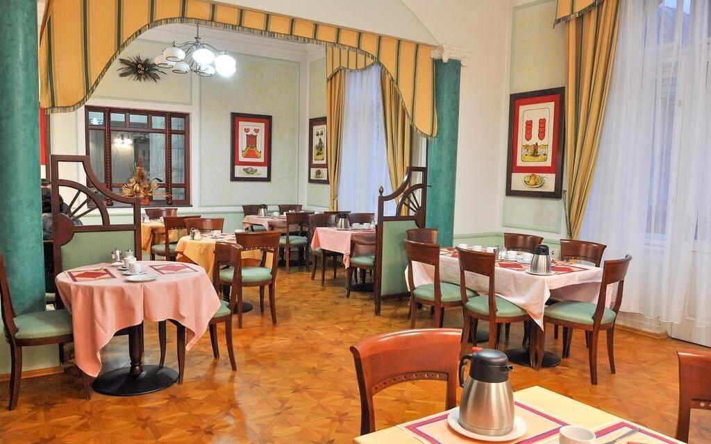 Vychutnajte si skvelé jedlo v reštaurácii Chebský Dvůr