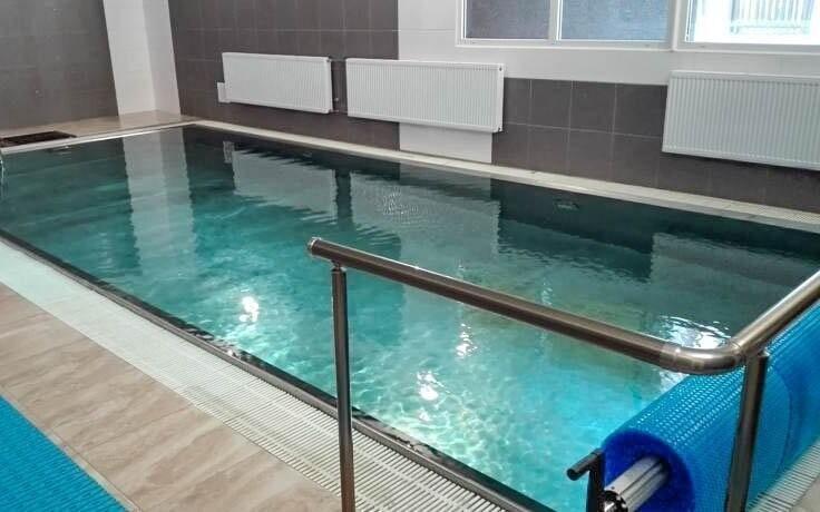 Těšte se na relaxaci v bazénu či ve vířivce