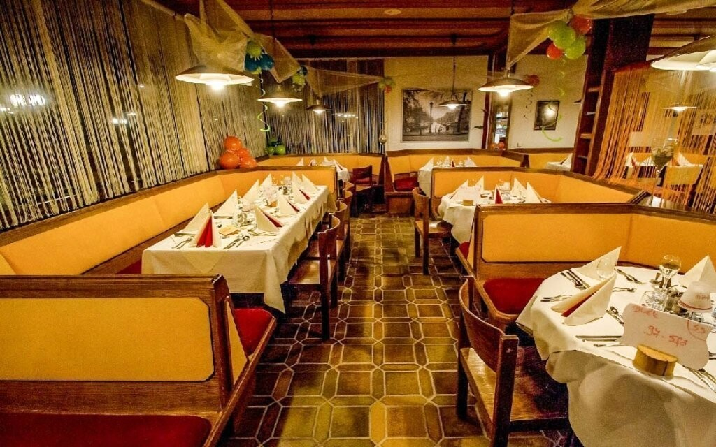 V restauraci si pochutnáte na polopenzi